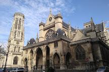 Eglise St-Germain l'Auxerrois, Paris, France