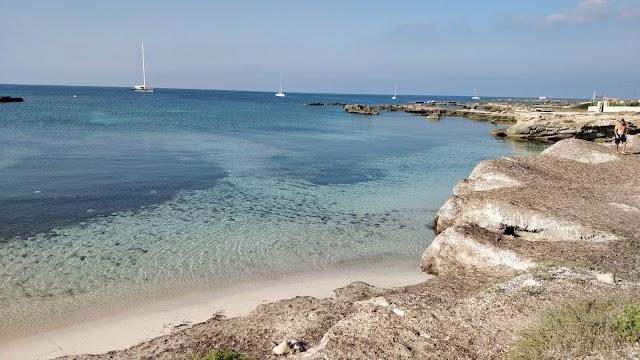 of Calamoni Beach