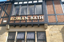 The Roman Bath, York, United Kingdom