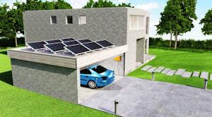 Paneles solares e Instalación 2