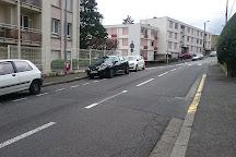 Rue du Parc Montjuzet, Clermont-Ferrand, France