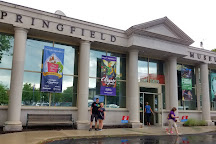 Dr. Seuss National Memorial Sculpture Garden, Springfield, United States