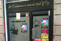 Bar Makinavaja, Barcelona, Spain