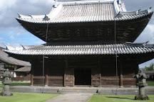 Zuiryuji Temple, Takaoka, Japan