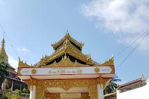 Nga Htat Gyi Pagoda, Yangon (Rangoon), Myanmar