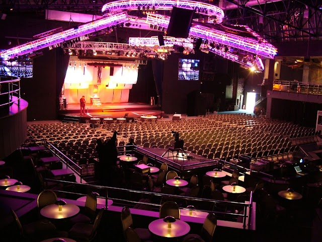 Kongresy - Hotel Cosmopolitan Bobycentrum, Laser Show Hall