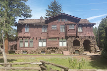 Riordan Mansion State Historic Park, Flagstaff, United States