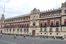 National Palace (Palacio Nacional), Mexico City, Mexico