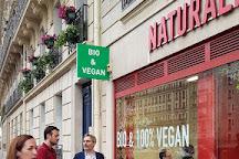 Naturalia Vegan Rome, Paris, France