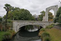 Bridge of Remembrance, Christchurch, New Zealand