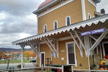 Conway Scenic Railroad, North Conway, United States
