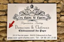 Les Caves Saint Charles SAS, Chateauneuf-du-Pape, France