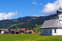 Mariahilf-Kapelle, Tannheim, Austria