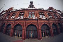 The Blackpool Tower Dungeon, Blackpool, United Kingdom