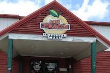 The Big Peach Antiques Mall, Byron, United States