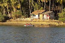 Tsunami Island, Vengurla, India