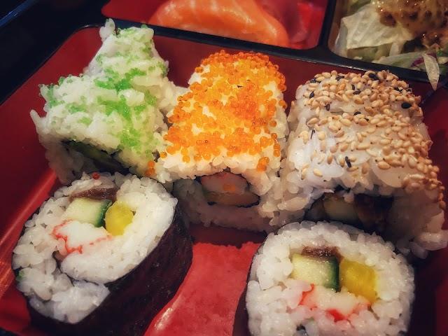 Oishii Sushi & Grill