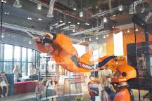 AirRider Indoor Skydiving, Petaling Jaya, Malaysia