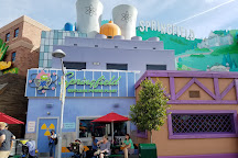 The Simpsons Ride, Los Angeles, United States