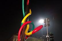 Ago, filo e nodo, Milan, Italy