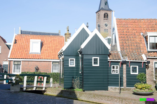 Volendam Haven, Volendam, The Netherlands