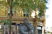 Nikola Tesla Statue, Zagreb, Croatia