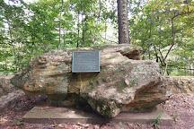 LeFleur's Bluff State Park, Jackson, United States