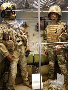 The Rifles Berkshire and Wiltshire Museum salisbury