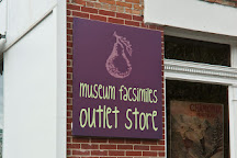 Museum Facsimiles Outlet Store, Pittsfield, United States