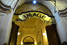 IMAGE Black light Theatre, Prague, Czech Republic