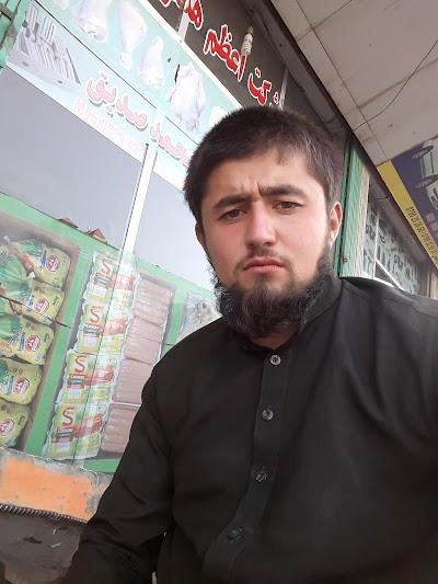 Qahar Asee tumb