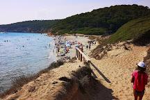Playa De Binigaus, Migjorn Gran, Spain