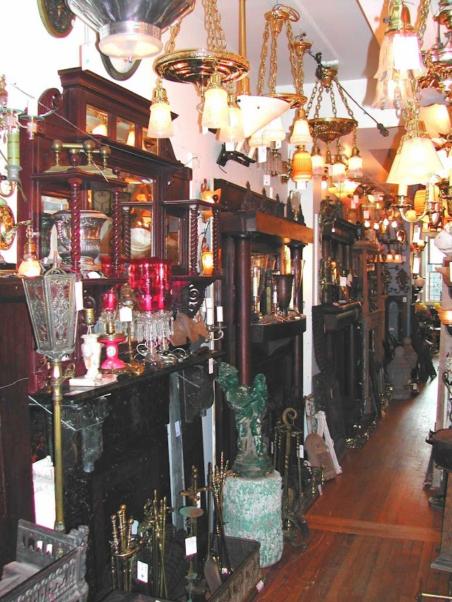 The Brass Knob Architectural Antiques Inc
