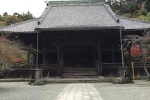 Myohon-ji Temple, Kamakura, Japan