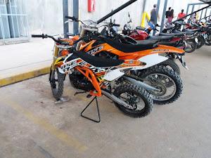 Bosuer Moto Perú 2