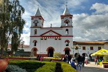 Parque Jesus Maestro Divino, Fomeque, Colombia