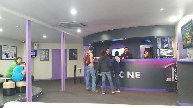 Laser Games Megazone Lyon