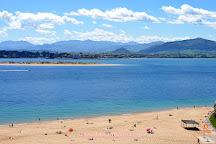 Playa de los Peligros, Santander, Spain