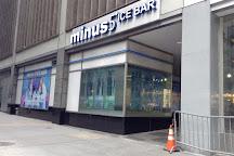 Minus 5 Ice Experience, New York City, United States