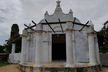 Dutch Church, Kalpitiya, Kalpitiya, Sri Lanka