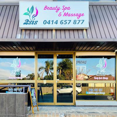 2sis beauty spa & massage