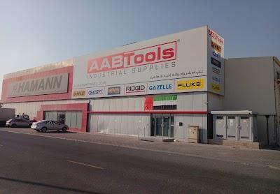 AABTools Head Office Al Quoz - Dewalt & Fluke distributor, Dubai