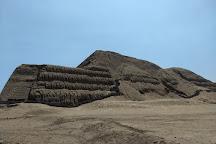 La Huaca del Sol, Moche, Peru