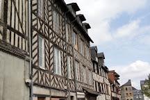 Musee d'Art et d'Histoire de Lisieux, Ville de Lisieux, France