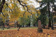 Lone Fir Pioneer Cemetery, Portland, United States