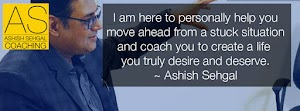 Ashish Sehgal - NLP & Life Coaching