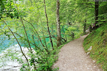 Obersee und Röthbachfall, Schoenau am Koenigssee, Germany