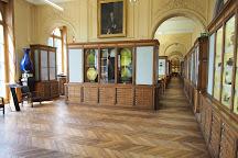 Musee de Mineralogie, Paris, France