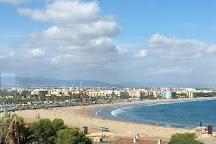 Playa de la Pineda, La Pineda, Spain