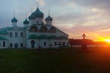 Alexander Svirsky Monastery, Staraya Sloboda, Russia